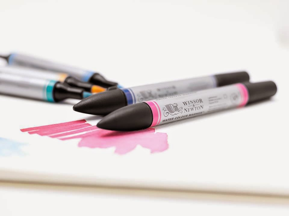 Échantillon Gratuit de Marqueurs de couleur