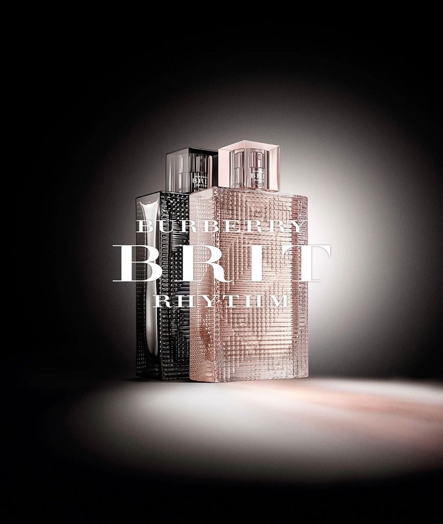 2 Échantillons Gratuits du parfum BURBERRY Brit Rhythm !