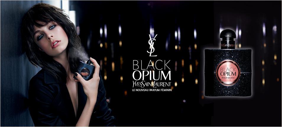 Echantillon Gratuit du Parfum Black Opium