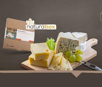 5 plateaux de fromages AOP et 3 coffrets cadeaux NATURABOX à gagner