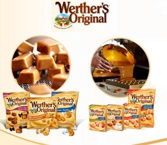 5000 boîtes Bonbons de caramels Cappuccino à gagner