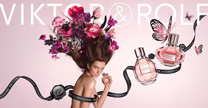 Échantillon Gratuit Parfum FlowerBomb de Viktor & Rolf