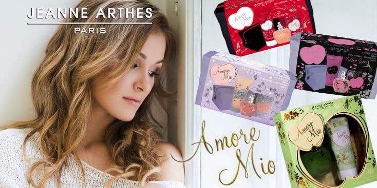 Jeu concours Femme Actuelle 30 parfums Jeanne Arthes à gagner