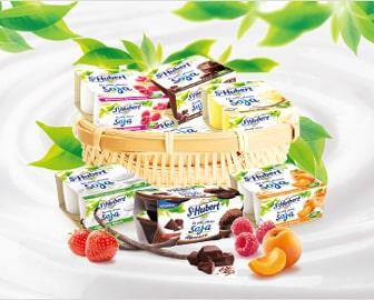 Test Trnd 2000 Desserts St Hubert Les Petits Plaisirs Soja à tester