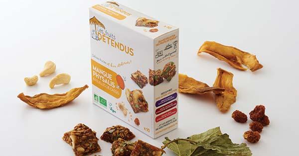 Test produit gratuit 100 Boites de délices fruités Les Fruits Détendus !