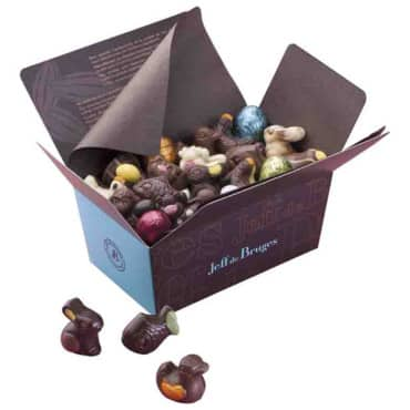 20 Lots de chocolats assortis Jeff de Bruges gratuit à gagner !