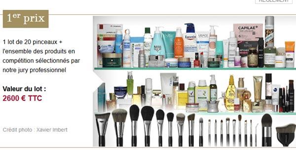 235 Produits de Beauté Sephora gatuits à gagner