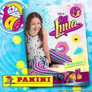 Recevez votre album Soy Luna Disney Gratuitement !