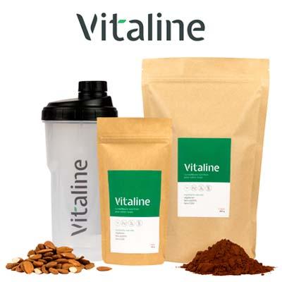 Test Produit Gratuit 50 Packs découverte 10 repas + 1 shaker de Vitaline !