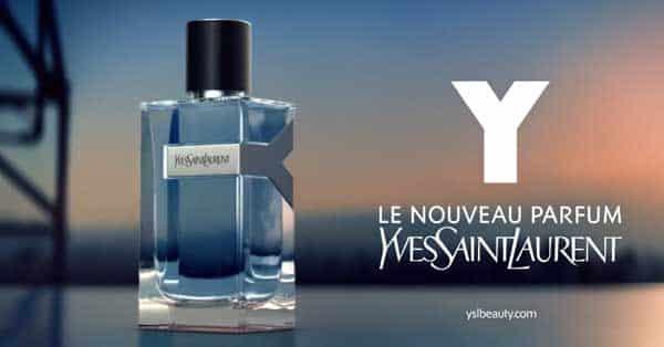 Échantillon Gratuit nouveau Parfum Y Pour Homme d'Yves Saint Laurent - Monsieur échantillons