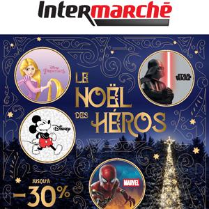 Catalogue Intermarché Jouet Noël 2018 Le Noël des Héros