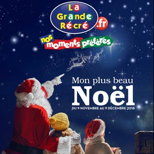 Catalogue La Grande Récré Noël 2018