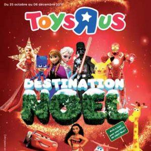 Toys'R'Us Catalogue ToysRUs Noël 2017 - Jouets & Jeux