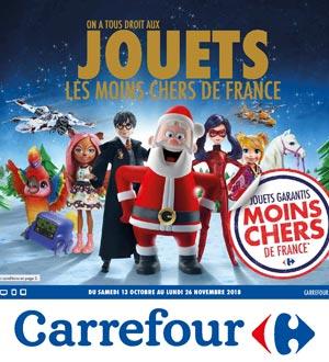 Catalogue Carrefour Jouets Noël 2018