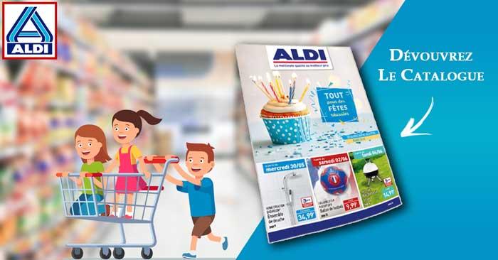 Catalogue Aldi Du 30 Mai Au 05 Juin 2018
