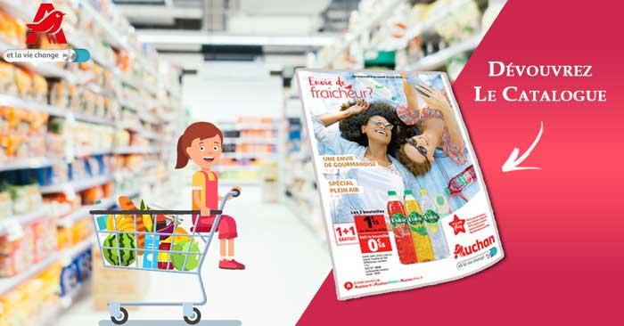 Catalogue Auchan Du 9 au 15 Mai 2018 - Dépliant Auchan