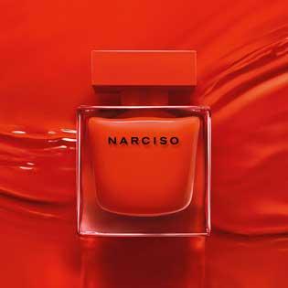 Échantillon Gratuit Parfum Narciso Rouge de Narciso Rodriguez