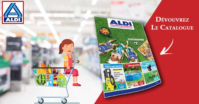 Catalogue Aldi Du 06 Au 12 Juin 2018