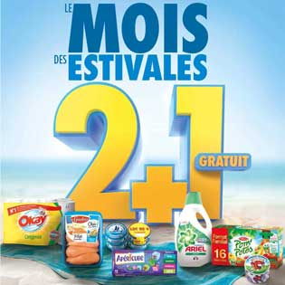 """Catalogue Carrefour Du 12 Au 25 Juin 2018 """" Le MOIS Des ESTIVALES"""