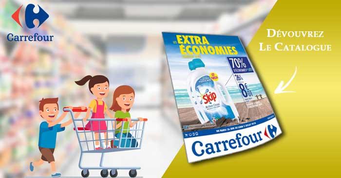 Catalogue Carrefour Du 26 Juin Au 02 Juillet 2018
