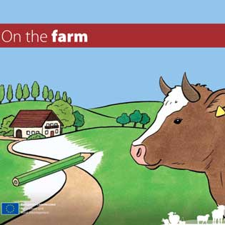 Livret de Coloriage On The Farm Gratuit
