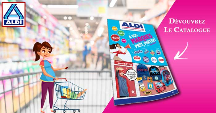 Catalogue Aldi Du 04 Au 10 Juillet 2018