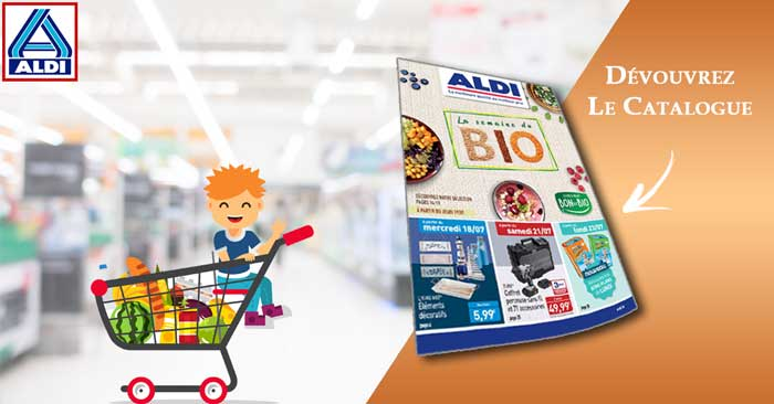 Catalogue Aldi Du 18 Au 24 Juillet 2018