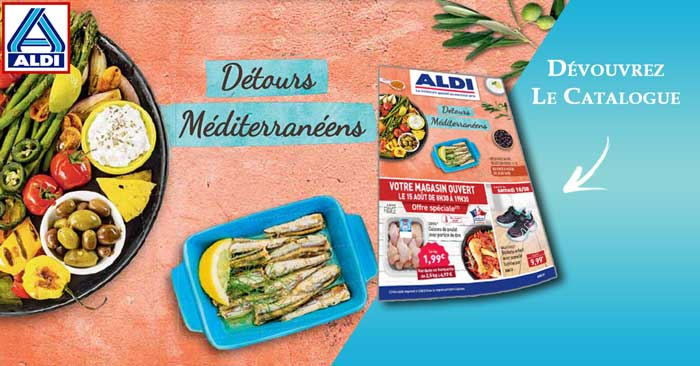 Catalogue Aldi Du 15 Au 21 Août 2018