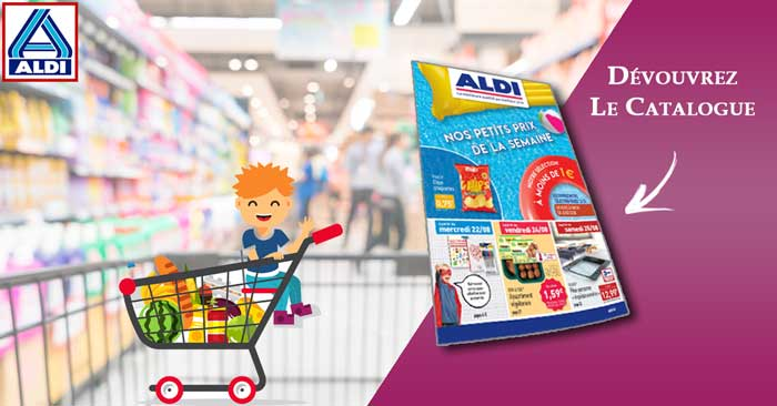 Catalogue Aldi Du 22 Au 28 Août 2018