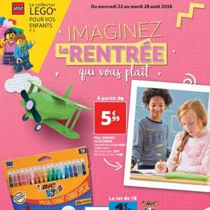 Catalogue Auchan Du 22 Au 28 Août 2018 Spécial Rentrée