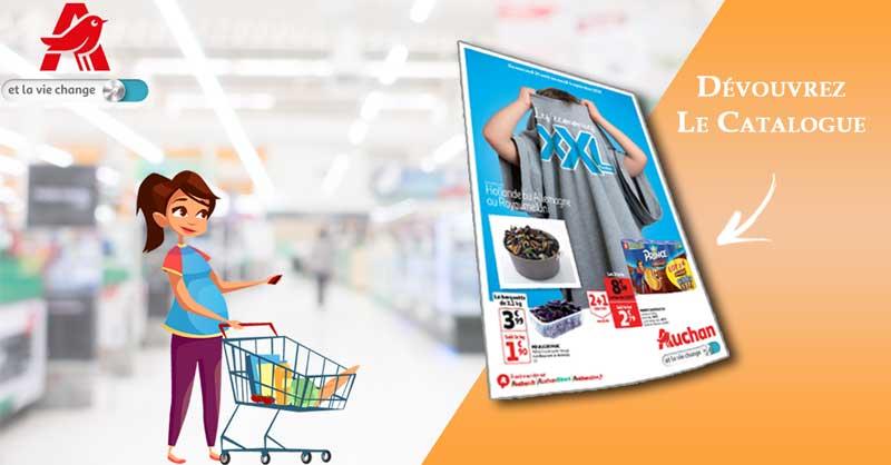 Catalogue Auchan Du 29 Août Au 4 Septembre 2018