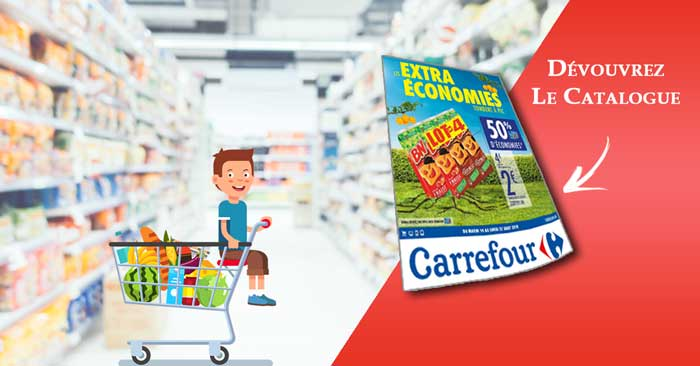 Catalogue Carrefour Du 14 Au 27 Août 2018