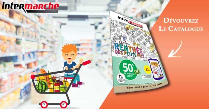 Catalogue Intermarché Hyper Du 8 Août Au 9 Septembre 2018