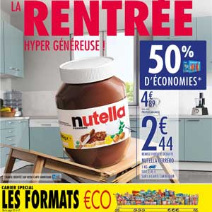 Catalogue Carrefour Du 28 Août Au 10 Septembre 2018