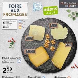 Catalogue Lidl Du 5 Au 11 Septembre 2018