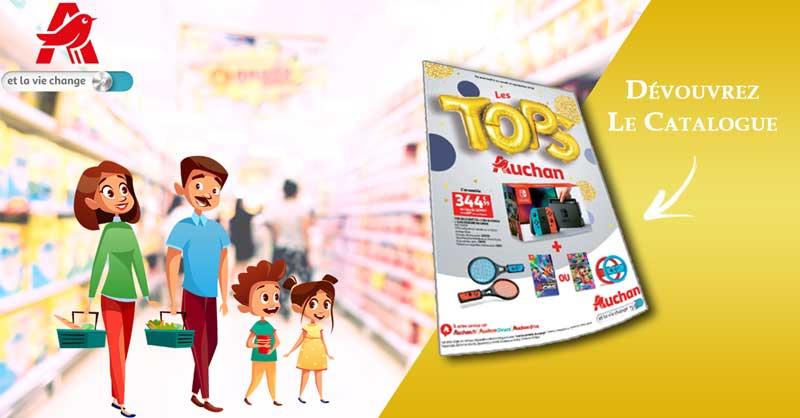 Catalogue Auchan Du 5 Au 11 Septembre 2018