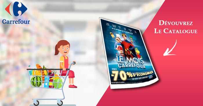 Catalogue Carrefour Du 25 Septembre Au 1er Octobre 2018
