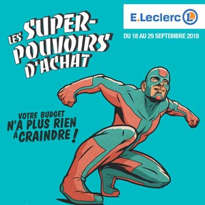 Catalogue E Leclerc Du 18 Au 29 Septembre 2018