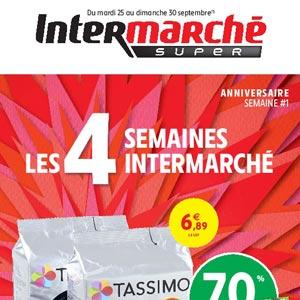 Catalogue Intermarché Super Du 24 au 30 septembre 2018