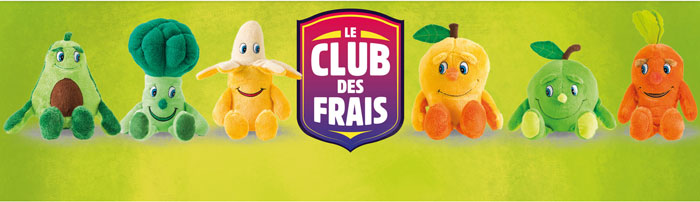 PELUCHES LIDL LE CLUB DES FRAIS