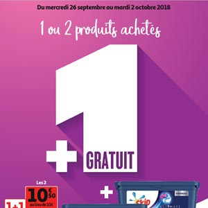Catalogue Auchan Hypermarché Du 26 Septembre Au 2 Octobre 2018
