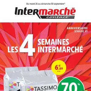Catalogue Intermarché Contact Du 24 au 30 septembre 2018