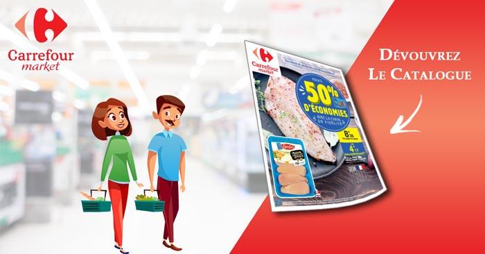 Catalogue Carrefour Market Du 25 Au 30 Septembre 2018