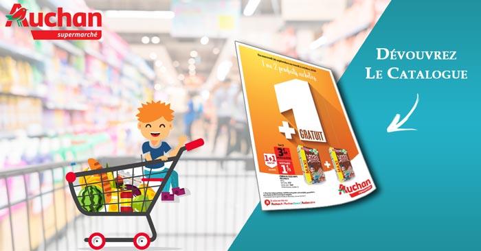 Prospectus Auchan Supermarché Du 26 Septembre Au 2 Octobre 2018