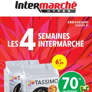 Catalogue Intermarché Hyper Du 24 au 30 septembre 2018