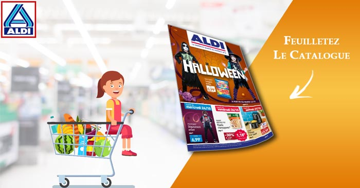 Catalogue Aldi Halloween Du 24 Au 30 Octobre 2018