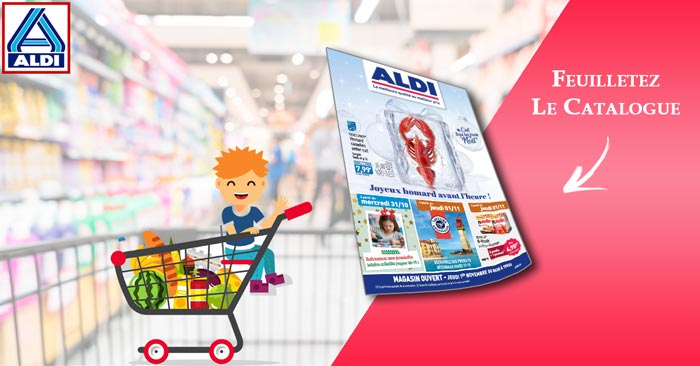 Catalogue Aldi Du 31 Octobre Au 6 Novembre 2018