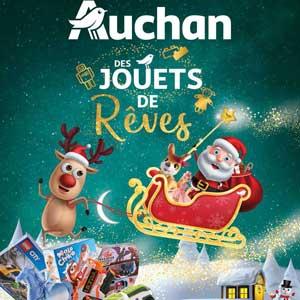 Catalogue Auchan Jouets Noël 2020