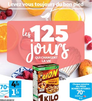 Catalogue Auchan Supermarché Du 17 Au 23 Octobre 2018