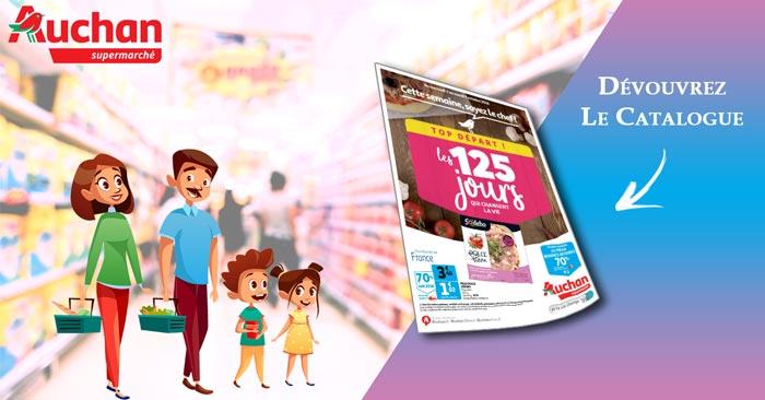 Catalogue Auchan Supermarché Du 3 Au 9 Octobre 2018